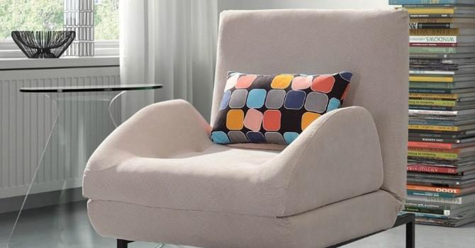 Biến hóa thông minh của những chiếc ghế nhỏ nhắn, tiện lợi này