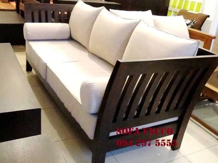 Bọc ghế sofa với vải nhung cao cấp