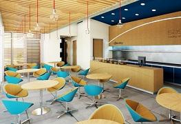 Bọc ghế cafe - Những mẫu ghế quán cafe đẹp từ nhiều chất liệu