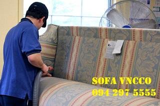 Bọc ghế sofa cho gia đình quận Thanh Xuân