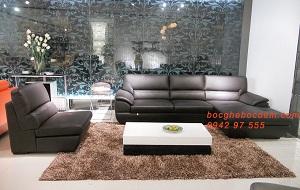Bọc ghế sofa da chị hồng - A1 Ciputra