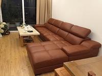 bọc ghế sofa da nhập khẩu ý của nhà anh minh golden palace lê văn lương