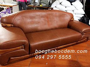 Bọc ghế sofa da-NK02
