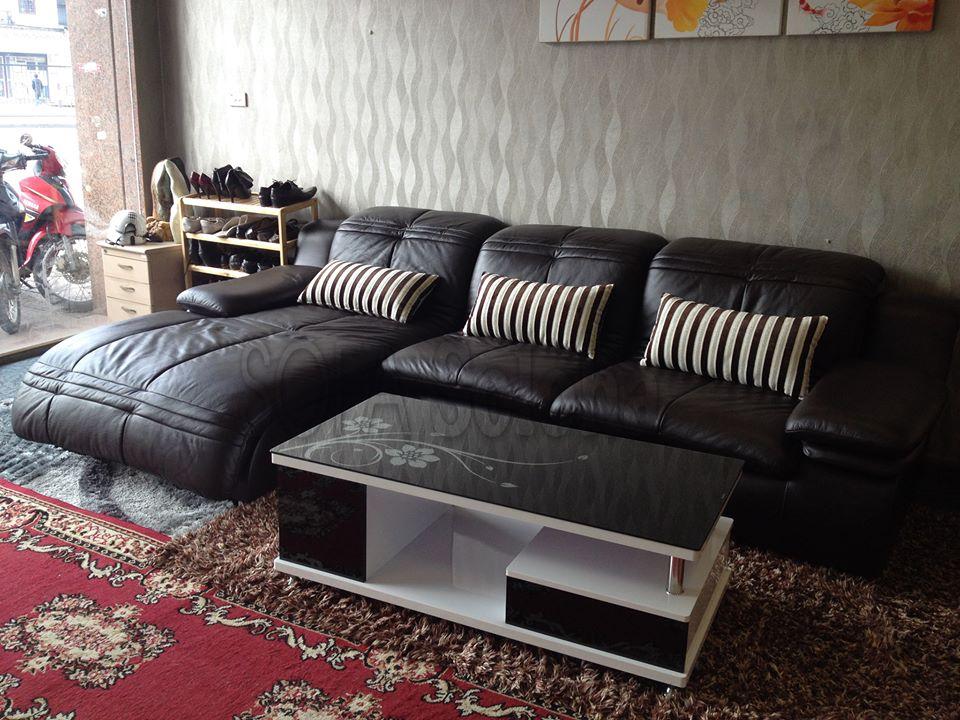 Bọc ghế sofa anh hiếu Trần Đăng Ninh