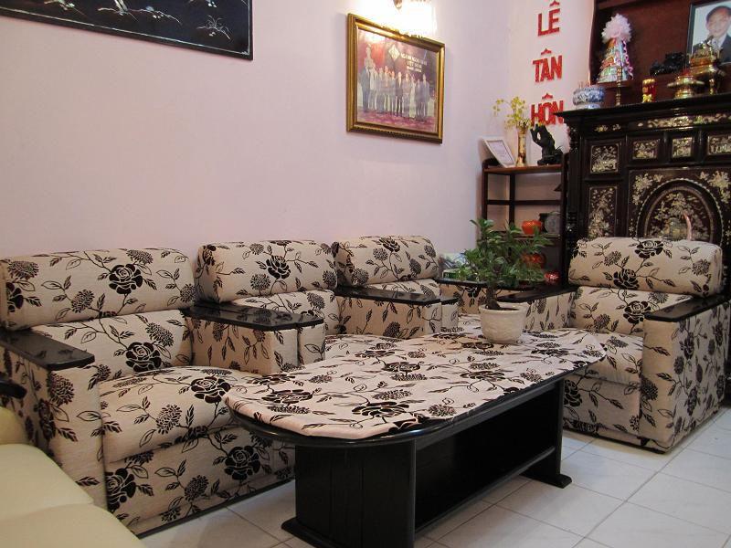 Bọc ghế sofa đẹp cho mùa hè nắng nóng