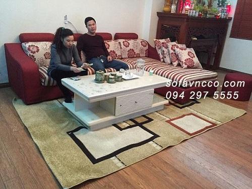 Bọc ghế sofa giá rẻ chất lượng uy tín tại Hà Nội