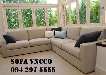 Bọc ghế sofa tại chung cư đường Trần Hưng Đạo