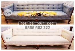 Bọc ghế sofa tại nhà Hà Nội - Bọc ghế sofa giá rẻ tại Hà Nội