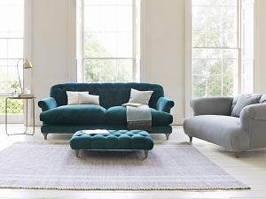 Bọc ghế sofa với gam màu phù hợp thời tiết