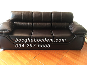 bọc sofa da tại sưởng