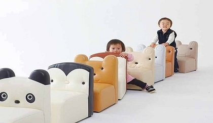 Chọn ghế sofa cho trẻ em