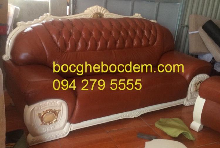 Chuyên bọc ghế sofa tại nhà chất lượng và uy tín