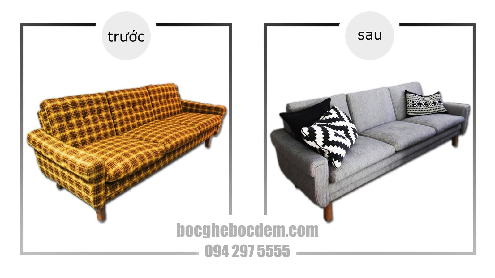 Cơ sở chuyên làm đệm ghế gỗ tốt nhất tại Hà Nội