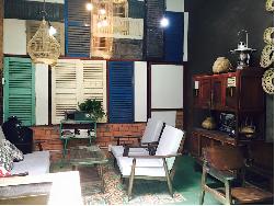 Đệm ghế sáng tạo cho quán cà phê chất thu hút giới trẻ