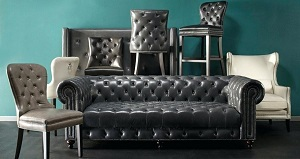 Dịch vụ bọc ghế sofa bằng da thật cho gia đình