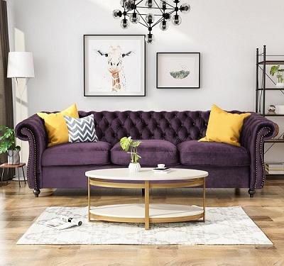 Dịch vụ bọc ghế sofa bằng vải nhung tại VNCCO