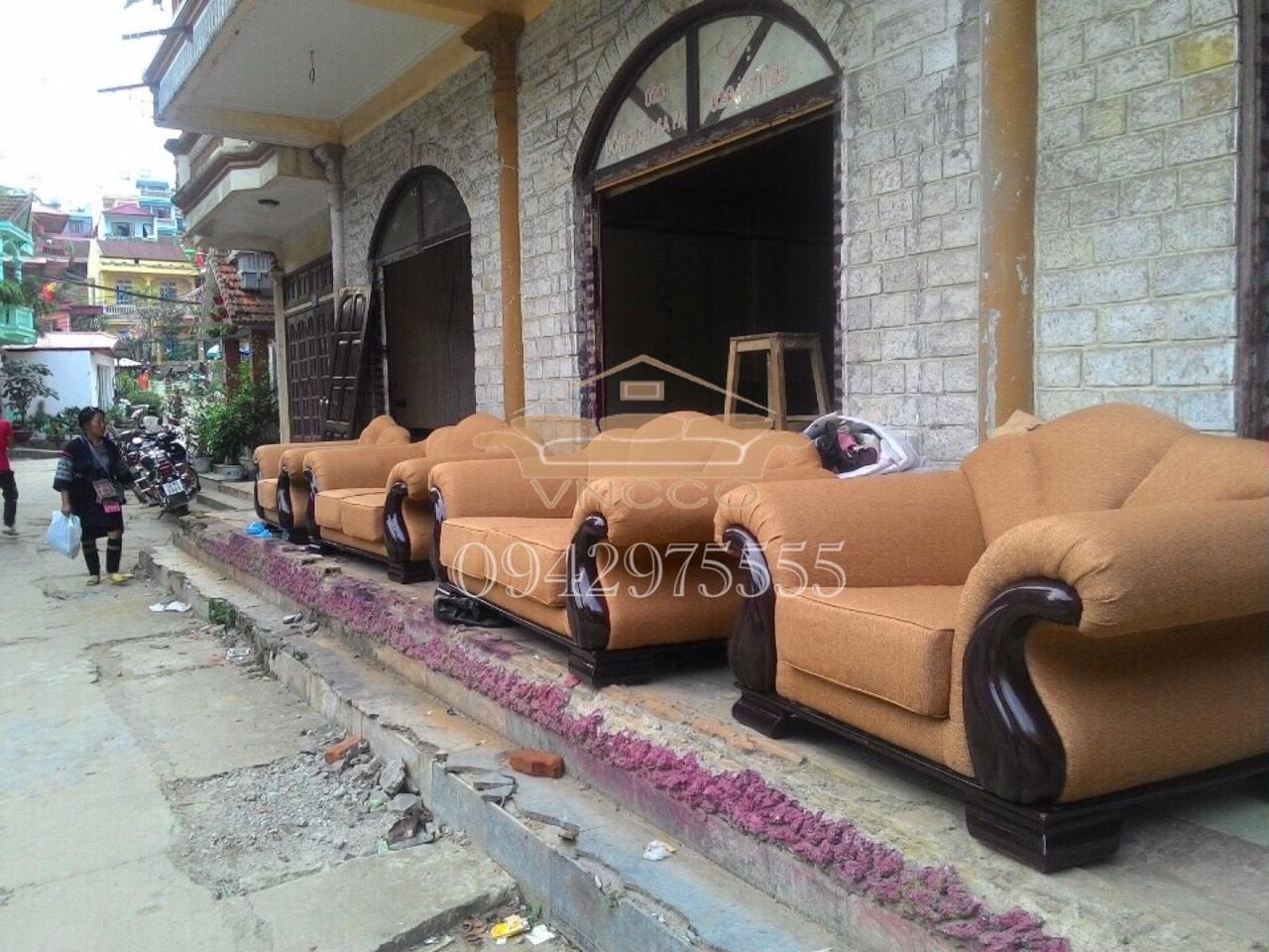 Dịch Vụ Bọc Lại Ghế Sofa Góc Chuyên Nghiệp Tại Quận Thanh Xuân - Hà Nội