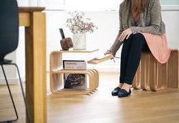 Đồ nội thất đa chức năng cực kỳ độc đáo và tối ưu cho không gian
