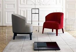 Ghế sofa đơn - Bọc ghế sofa đơn cho phòng khách hiện đại