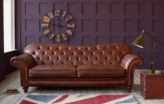 Hướng dẫn bảo quản ghế sofa da thuộc