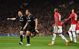 Thất bại trên sân nhà - Manchester United dừng chân ở cúp C1