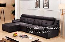 Mẫu Ghế Sofa Da Mới Nhất Sang Trọng Được Nhập Khẩu Từ Nhật Bản D-056