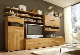 Mẫu kệ tivi mới nhất giúp phòng khách thêm sang trọng, tiện nghi