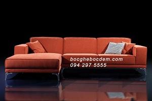 Mẫu sofa nỉ đẹp M113