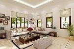 Phối hợp sofa với màu sơn tường thế nào cho đẹp?
