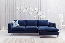Tân trang phòng khách với dịch vụ bọc ghế sofa nỉ tại quận Long Biên – Hà Nội