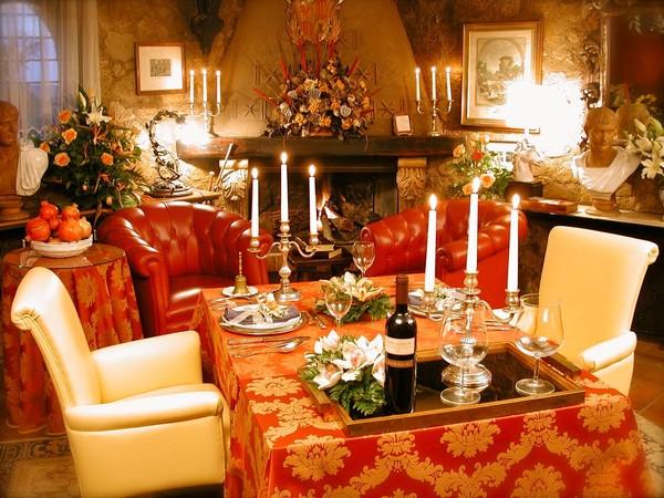 Tạo phong cách romance cho phòng khách chỉ trong ba bước