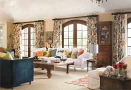 Thiết kế cửa nhà đẹp và lung linh hơn với kiến trúc Pháp hiện đại