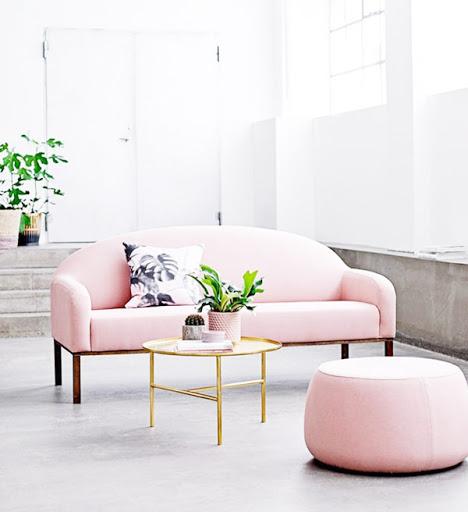 Thiết kế nội thất cổ điển với các món nội thất sang trọng