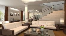 Thiết kế nội thất tinh tế cho ngôi nhà biệt thự