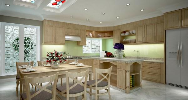 Tư vấn thiết kế phòng bếp hiện đại