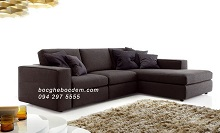 Tuyển Chọn Mẫu Ghế Sofa Nỉ Đẹp, Sang Trọng Cho Không Gian Nội Thất SFN-215