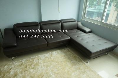 VN CCO chuyên bọc ghế sofa da tại nhà giá rẻ, đảm bảo uy tín