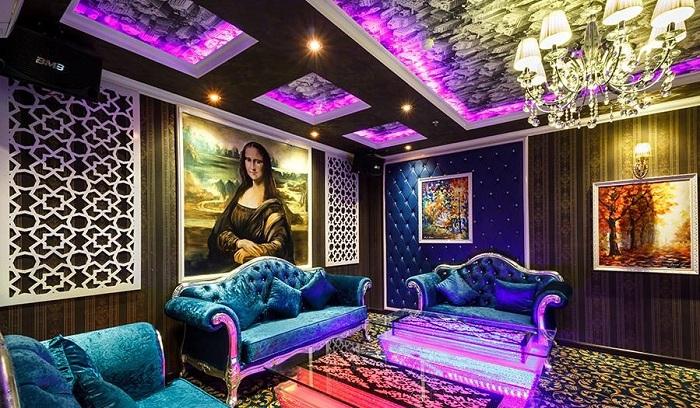 Bọc ghế karaoke - Các mẫu ghế cho quán karaoke và cách bài trí