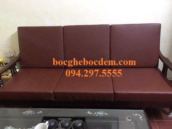 Làm đệm ghế sofa salon