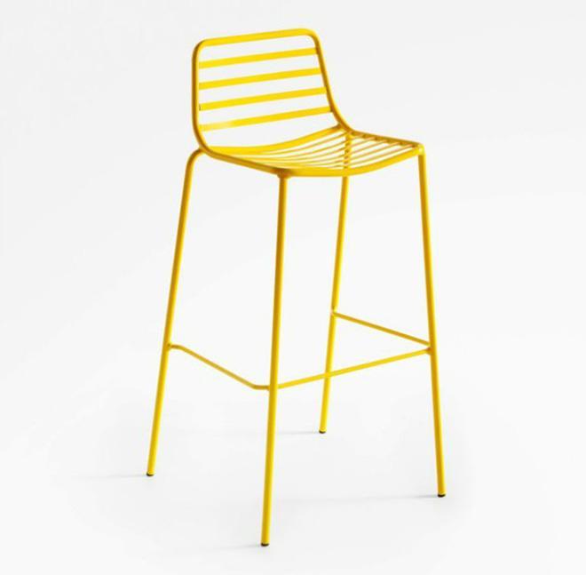Những chiếc ghế tiết kiệm chi phí, không gian đẹp mắt cho căn phòng bếp