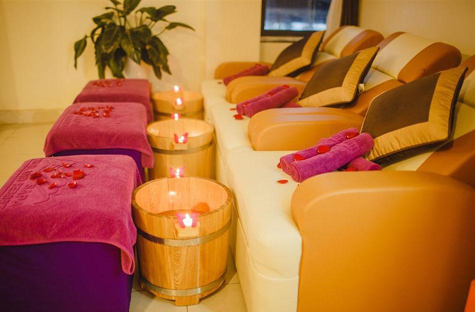Tư vấn mua ghế foot massage đúng chuẩn cho tiệm spa