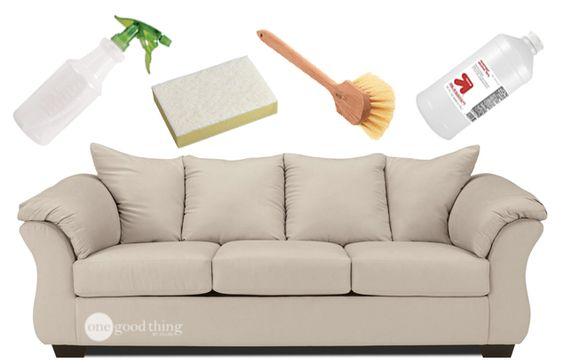 14 điều bạn làm đang làm hỏng ghế sofa của bạn