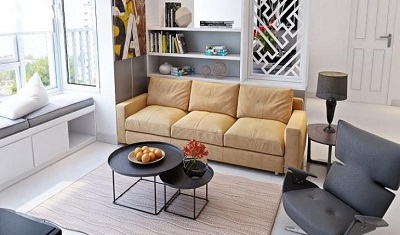 3 bước lựa chọn sofa hoàn hảo cho mái ấm gia đình