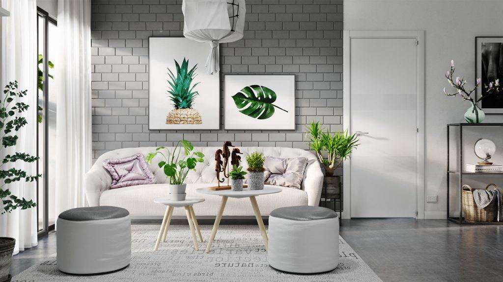 4 nguyên tắc cơ bản để có bộ ghế sofa đẹp