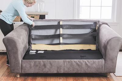 5 bước đơn giản bọc ghế sofa đẹp nhanh chóng tại nhà
