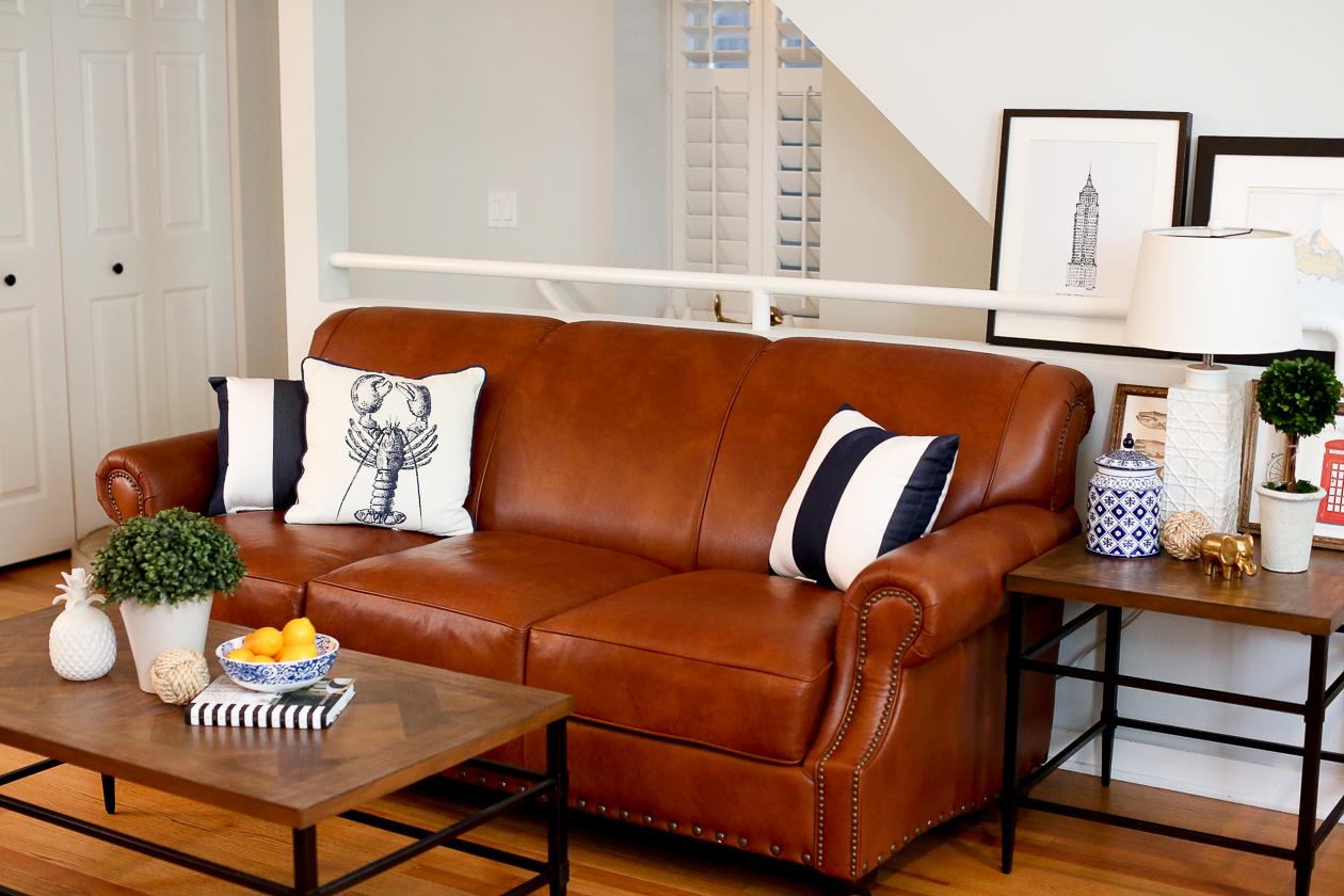 6 mẫu ghế sofa da nổi bật nhất 2019