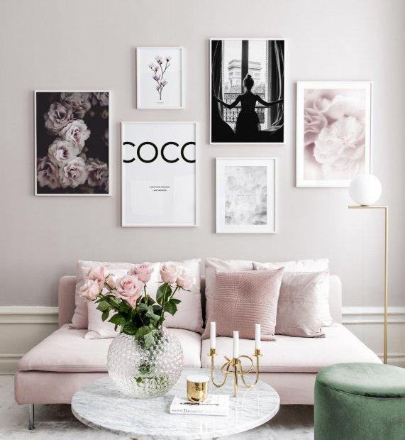 9 xu hướng trang trí phòng khách bạn cần biết