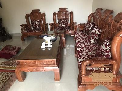 Bảo quản và vệ sinh đệm ghế sofa từ SOFAVNCCO