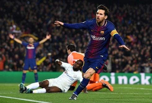 Barca đả bại Athletic Bilbao - Messi như một ông thần lớn của Barcelona