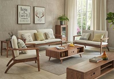 Bật mí những chất liệu làm đệm ghế gỗ phổ biến nhất